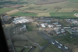 Photo: Cranfield Airport