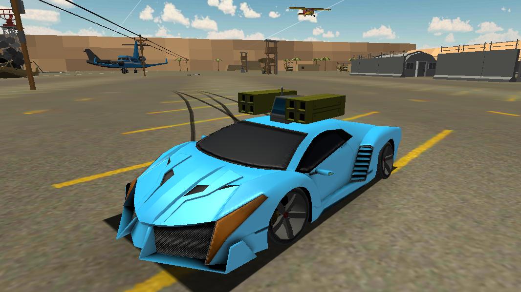 crash arena cars and guns screenshot