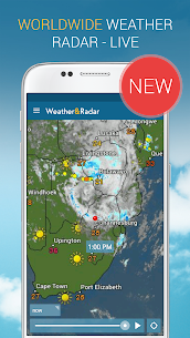 Weather & Radar – Free 3