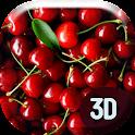 Juicy Cherry Love Live Wallpap icon