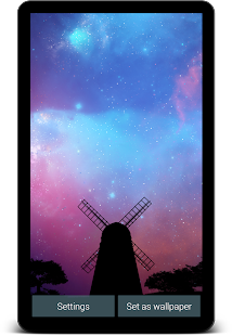 Nightfall Live Wallpaper Free- screenshot thumbnail