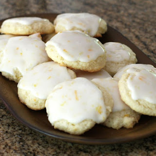 Lemon Cream Cheese Cookies.
