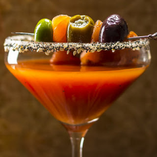 Black Martini Recipes
