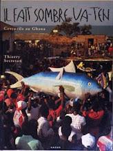 Photo: Le livre de Thierry Secretan sur les cercueils au Ghana