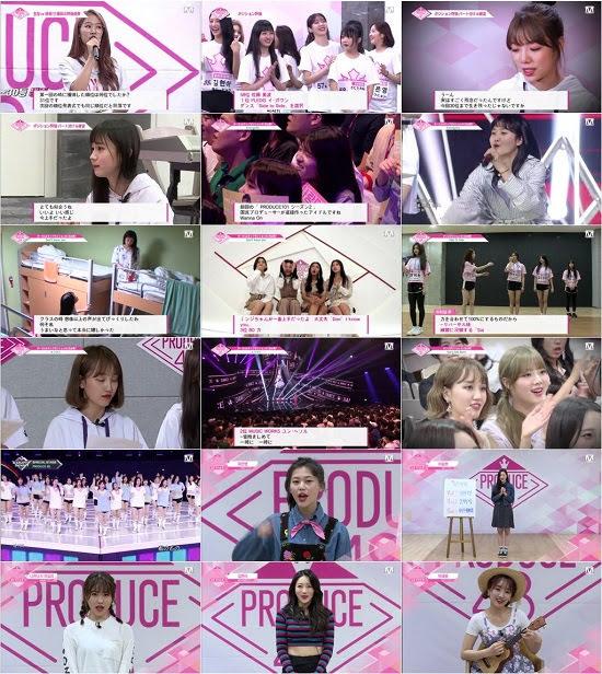 (TV-Variety)(720p+1080i) PRODUCE48 ep06 180720