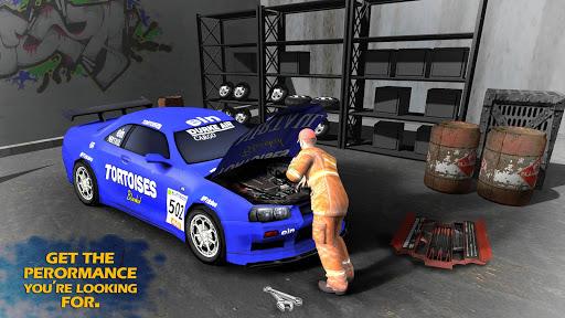 Sports Car Mechanic Workshop 3D 1.5 6