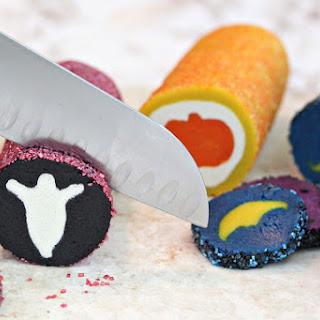 Slice and Bake Halloween Cookies