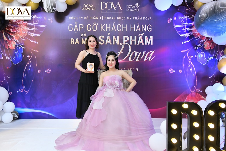 Công ty Dova bùng nổ doanh số tháng 8 cùng Nữ Hoàng Kim Cương Nguyễn Hoan - Ảnh 1