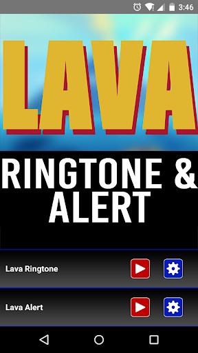 Lava Ringtone and Alert