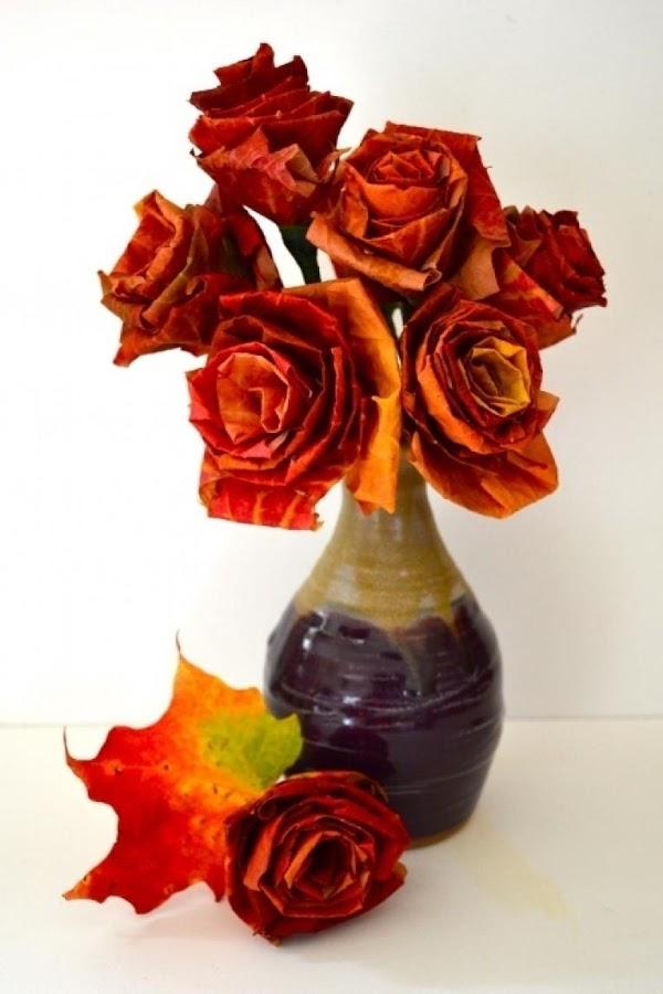 Maple Leaf Roses Recipe