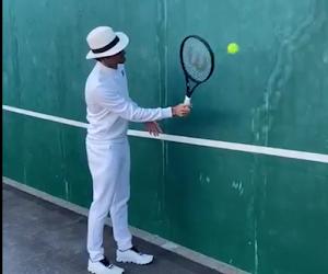 🎥 Federer deelt speciale trainingsmethode... en daagt heel wat wereldtoppers uit