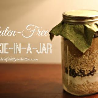 Gluten Free Oatmeal Cookie in a Jar Recipe