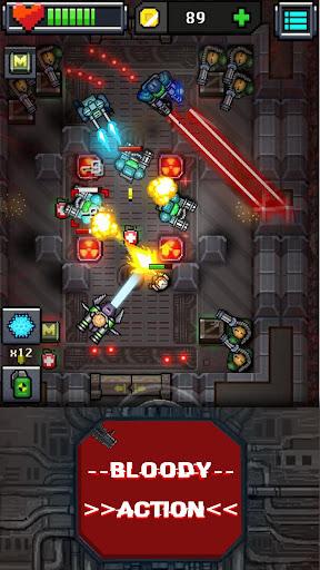 Strike Force - Arcade Shooter, Bomber, War Robots android2mod screenshots 1
