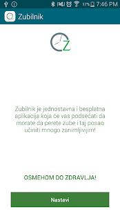 Zubilnik screenshot