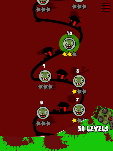 Zombie Road: Smasher game