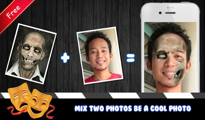 Face Combination - screenshot