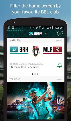 Cricket Australia Live 4.5.1 screenshots 5