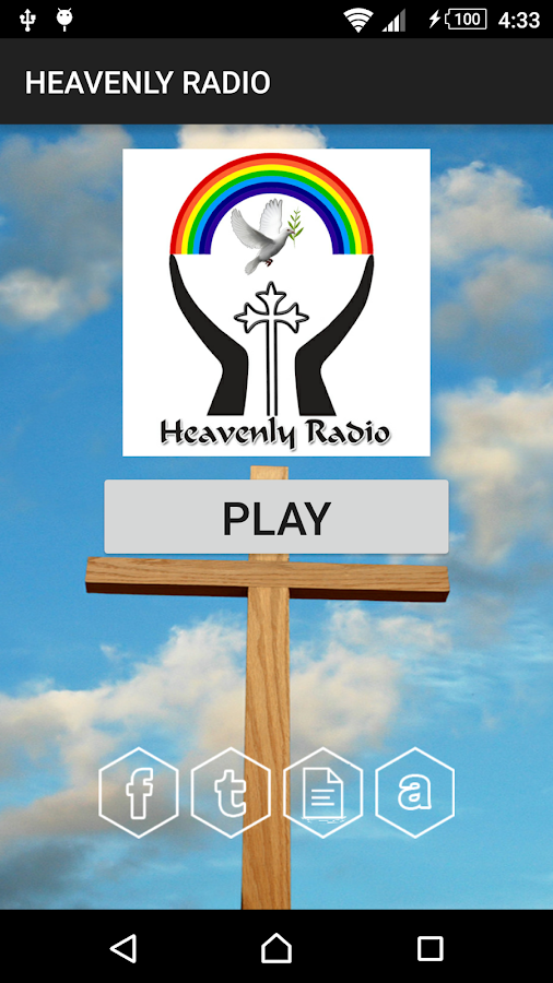 HEAVENLY RADIO - Malayalam- screenshot