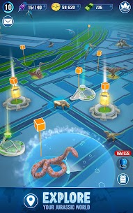 Download Jurassic World Alive MOD APK 2.0.40 (Infinite Battery, VIP Enabled) For Android 5