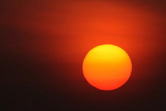 Photo: sunset...