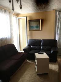 Appartement meublé 3 pièces 58 m2