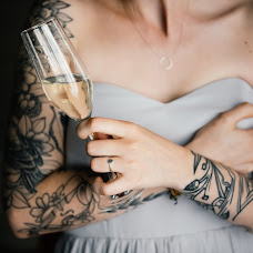 Wedding photographer Olya Nazarkina (nazarkina). Photo of 24.10.2018
