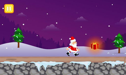 Foto do Santa Claus Runner
