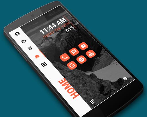 Strip Launcher 2019 - stylish theme 5.0 app download 1