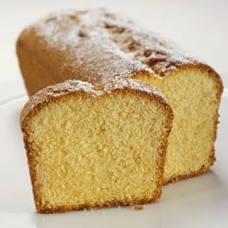 Zesty Lemon and Ginger Loaf