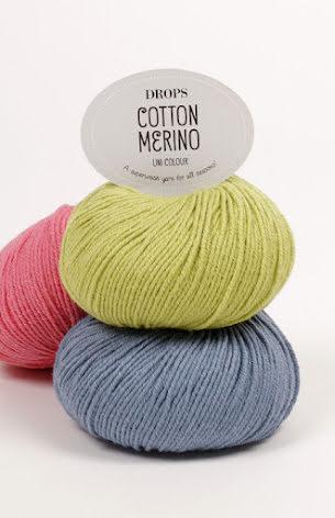 DROPS Cotton Merino [50g]