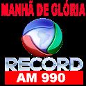 MANHÃ DE GLÓRIA 990 AM icon