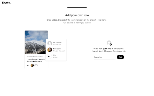 Remake of Onboarding Experience preview