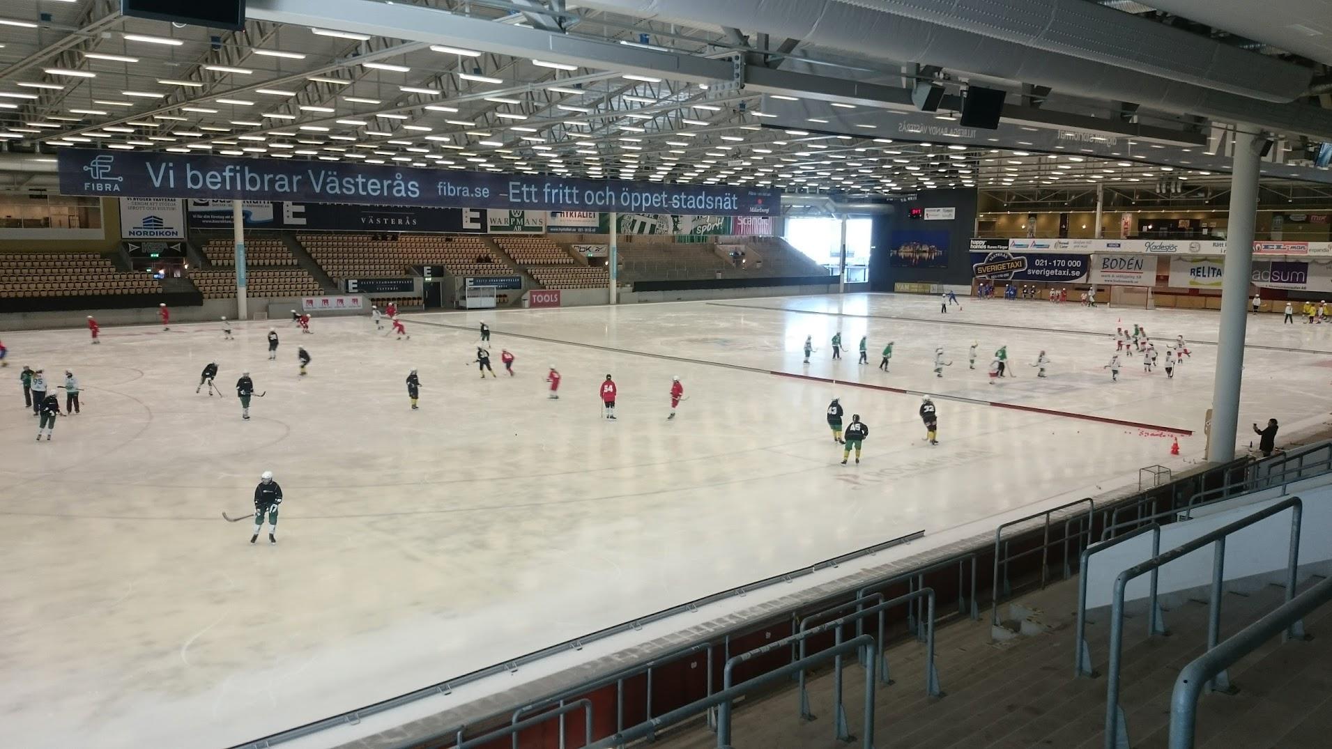 Tjejbandyns Dag 2016 - ABB Arena Syd