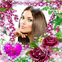 Love Flower Photo Frame icon