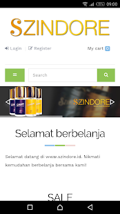 Szindore.id for PC-Windows 7,8,10 and Mac apk screenshot 1