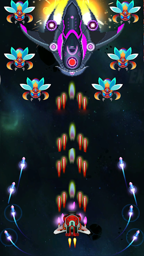 Télécharger Galaxy Infinity: Alien Shooter APK MOD 2