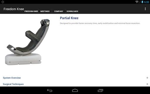 Freedom Knee v1.6.3 1.8.1 screenshots 8