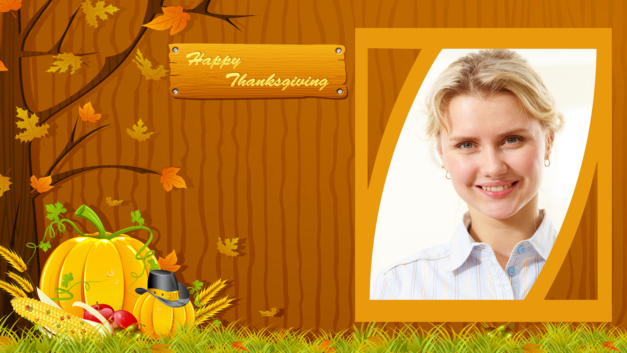 Thanksgiving Tag Rahmen – Android-Apps auf Google Play