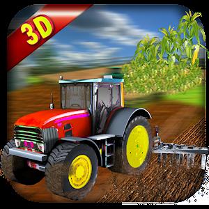 Corn Farming Simulator Tractor for PC and MAC