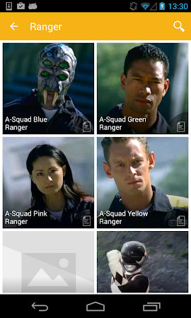 Wikia: Power Rangers 2.1.1 screenshot 455017