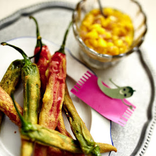 Sweet Pepper Chutney Recipes.