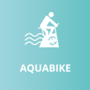 aquabike en cabine individuelle