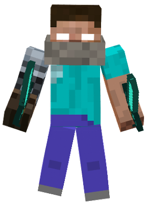 I made it THE WHOLE SKIN SO ANOYING AND HARD HOPE YOU LIKE IT