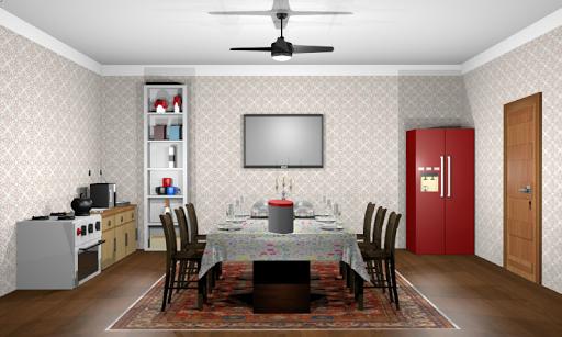 Escape Puzzle Dining Room apkdemon screenshots 1