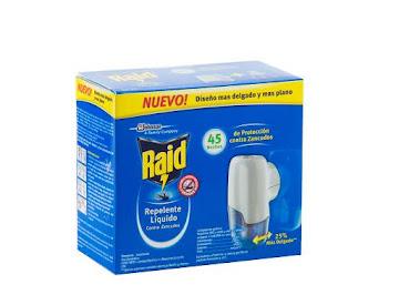 Insecticida RAID Líquido