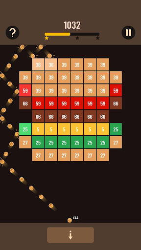 Balls Bricks Breaker - Stack Blast screenshots 3