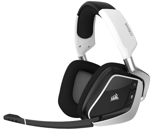 Tai nghe Corsair Void Pro Wireless (Trắng)