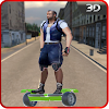 Hoverboard Rider