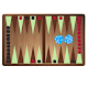 Longue Backgammon - Narde