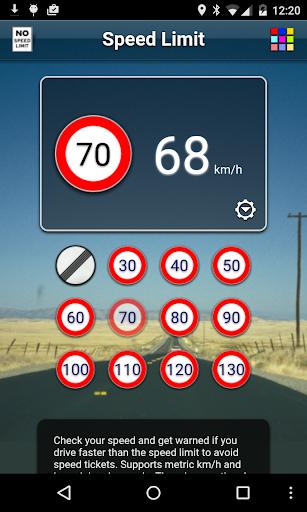 Speed Limit Free screenshot 2